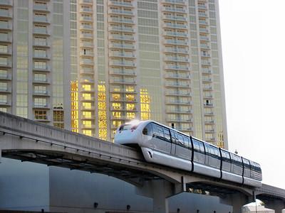 Las Vegas Scenes - Las Vegas Monorail