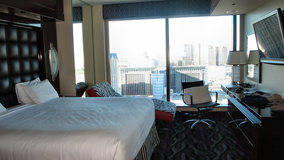 Las Vegas February 2013 - My Suite at the Elara