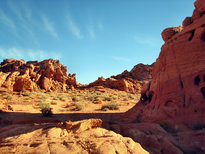 Nevada's Valley of Fire State Park