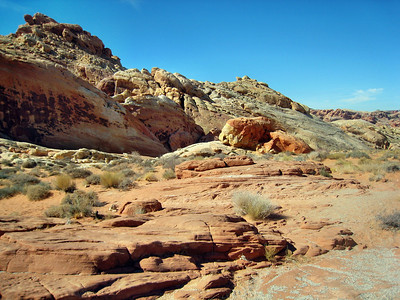 Nevada's Valley of Fire State Park - Rainbow Vista