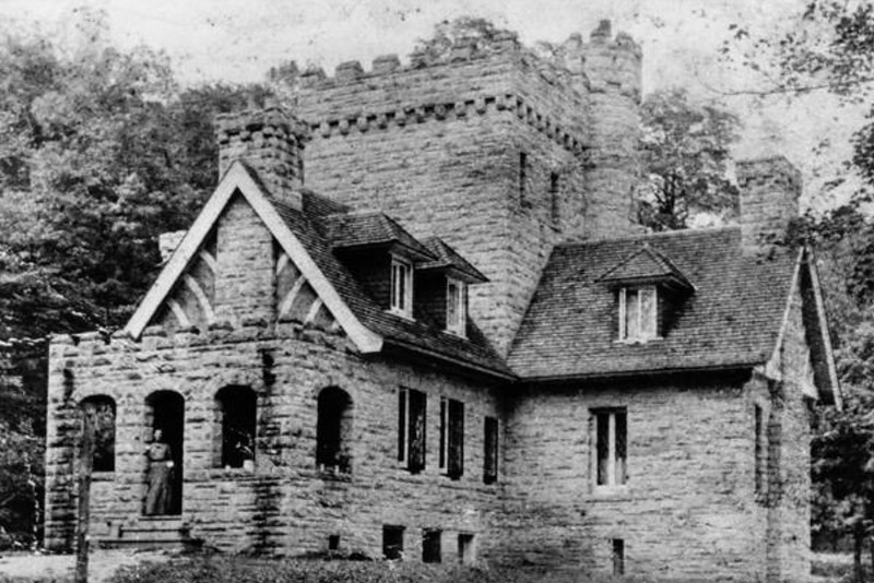 SQUIRES CASTLE, WILLOUGHBY, OHIO