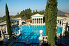hearst castle outdoor pool there is also an indoor large pool