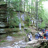 HOCKING HILLS HIKE