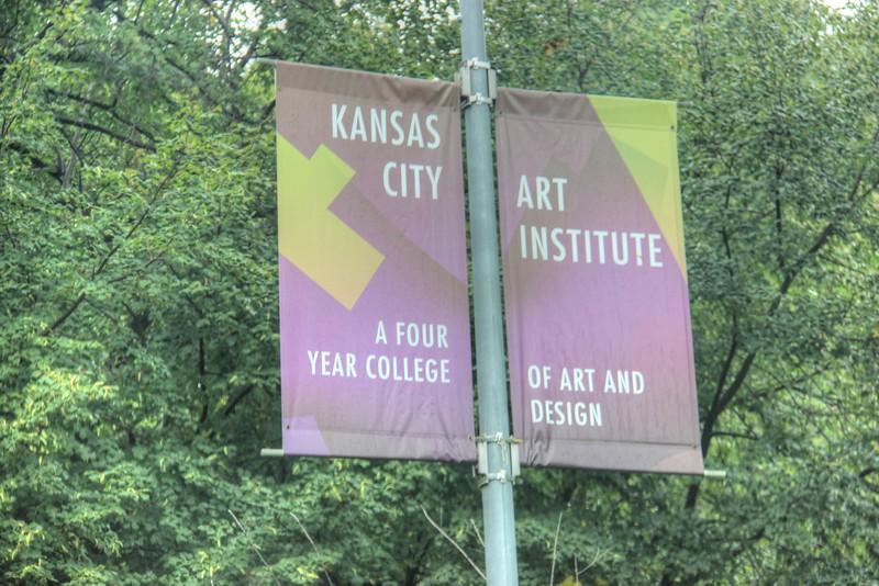 KANSAS CITY ART INSTITUTE PICTURES 2014