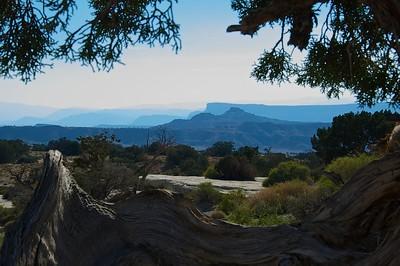 Roadside overlook, Ferron, Utah