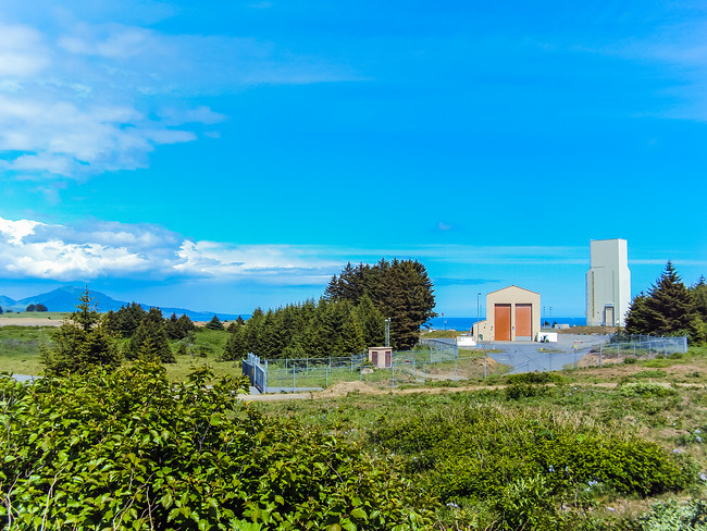 kodiak alaska spaceport