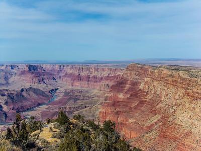 Grand Canyon NP East Rim - 2013