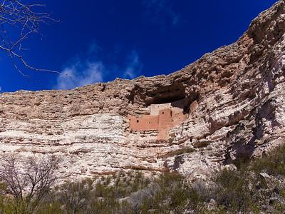 Montezuma's Castle NM - 2013