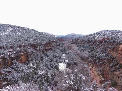 Oak Creek Canyon - 2013