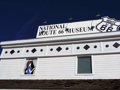Route 66 Museum Elk City 2012