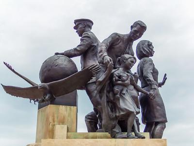 Grapevine - 9/11 Memorial
