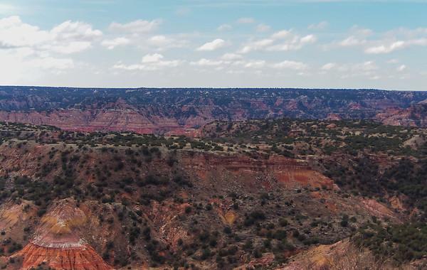 Palo Duro Canyon SP - 2013