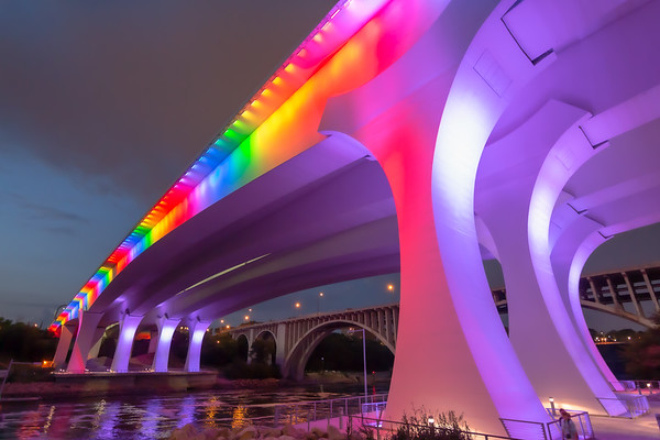 I-35W Bridge Twin Cities Pride