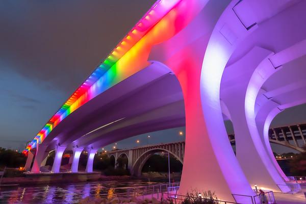 I-35W Bridge Twin Cities Pride
