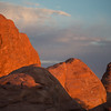 Arches NP; op campground