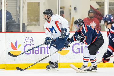 USA Warriors vs CHC Lawmakers at the Kettler Capitals Iceplex in Arlington, Virginia on 5/17/2017. (Photo by Michael McSweeney).
