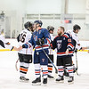 USA Warriors vs Indiana Warbirds at the Kettler Capitals Iceplex in Arlington, Virginia on 11/19/2017. (Photo by Michael McSweeney).
