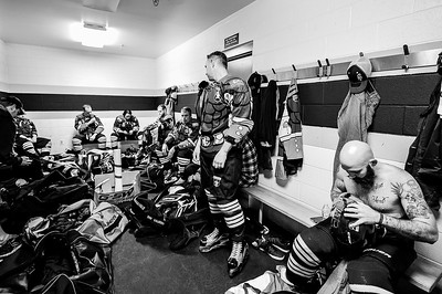 USA Warriors vs. Baltimore City Fire Department during the Columbus Day Classic at the Reisterstown Sportplex in Reisterstown, Maryland on 10/8/2016. (Photo by Michael McSweeney/USA Warriors).