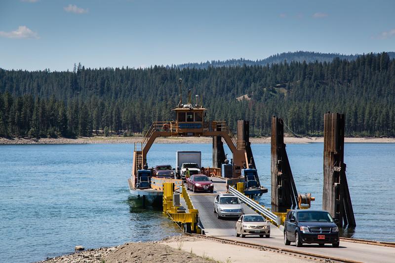Inchelium - Gifford Ferry