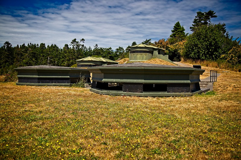 Rick's POTD - Fort Casey's Primary Observation Stations