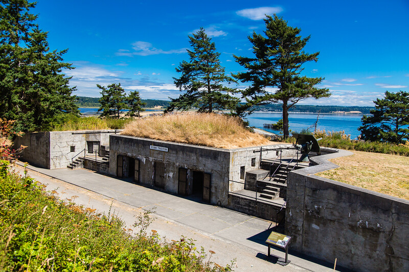 Fort Casey Historical State Park