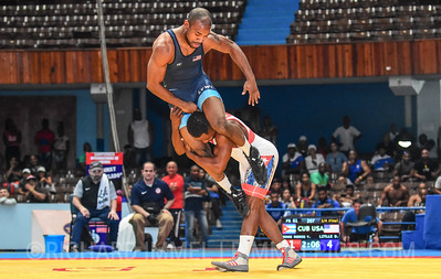 Men's Freestyle Day One