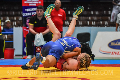 Women's Freestyle Day One