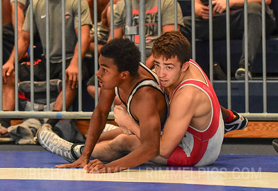 57 kg: Jack Mueller (Cavalier WC) tech. fall Rayvon Foley (Michigan State), 10-0