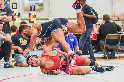 65 kg: Dominick Demas (Oklahoma RTC) dec. LJ Bentley (Pittsburgh), 8-4