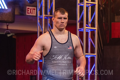 130 KG: Adam Coon (New York Athletic Club) VPO1 Cohlton Schultz (Sunkist Kids), 5-1
