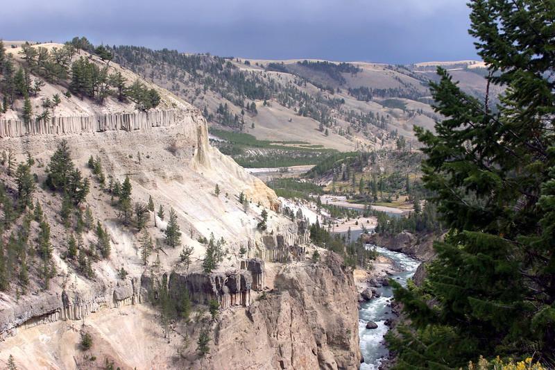 WY-Yellowstone NP-Tower Falls Area-2005-09-03-0004