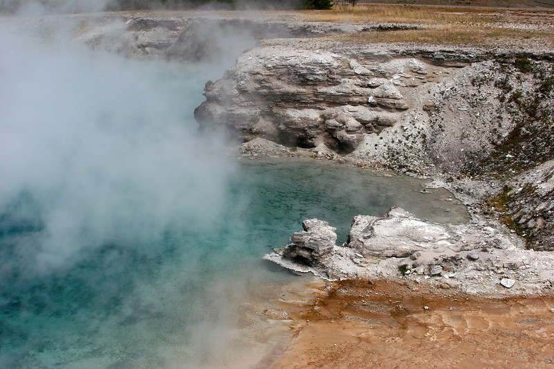 WY-Yellowstone NP-Midway Geyser Basin Area-2005-09-02-0010