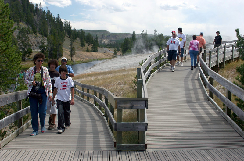 WY-Yellowstone NP-Midway Geyser Basin Area-2005-09-02-0002