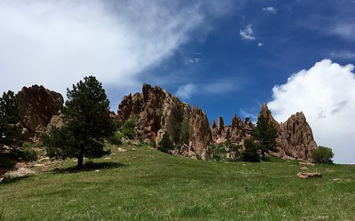 Boulder has its own version of the Red Rocks
