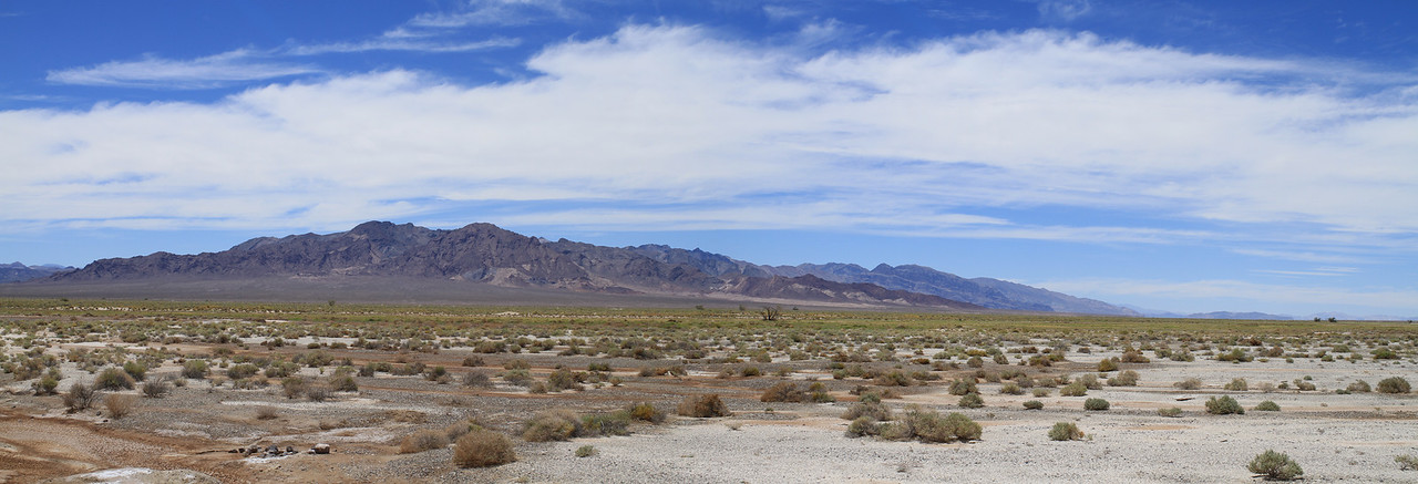 Approaching Death Valley