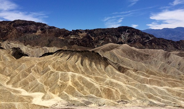At Zabriskie Point