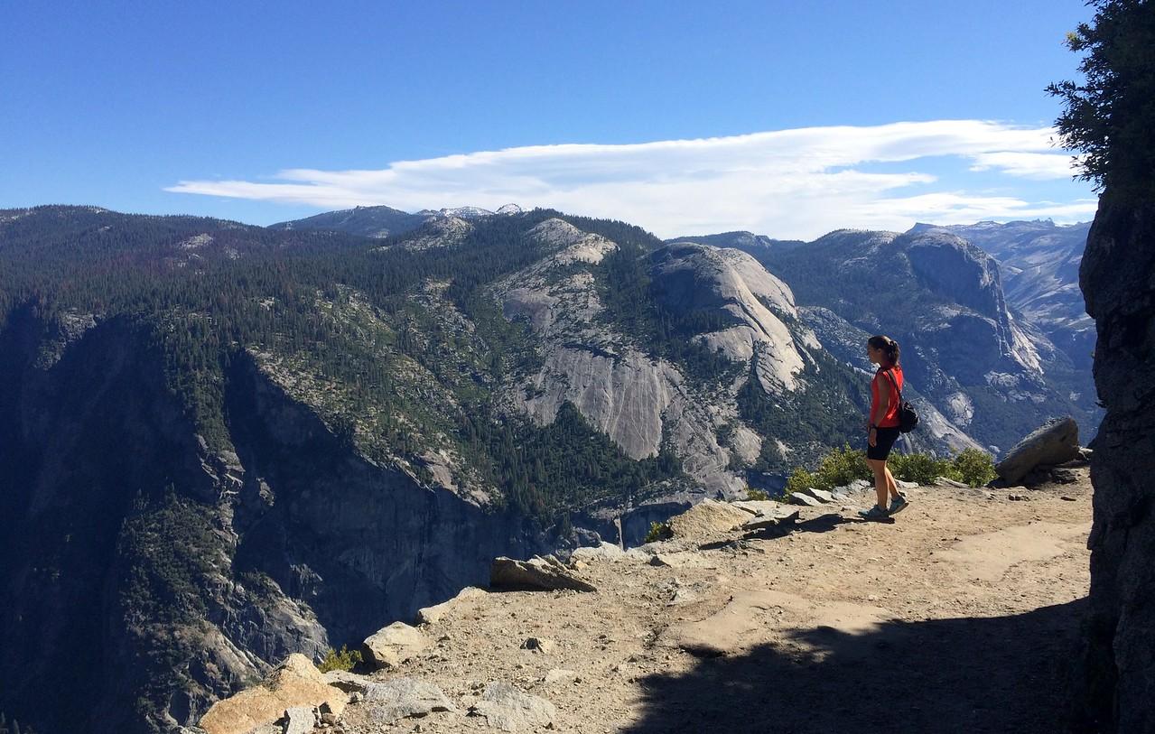 Amazing views just around the corner