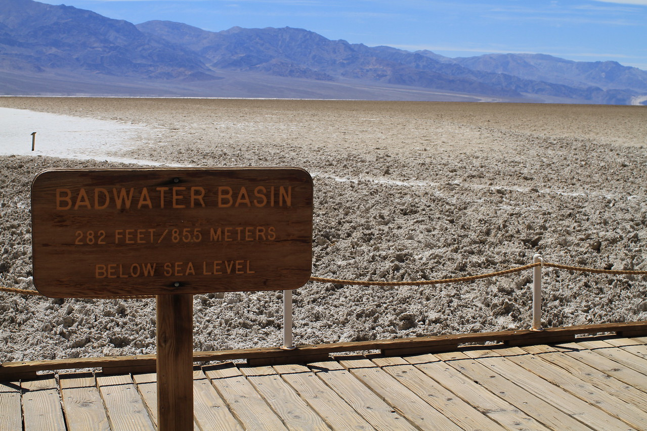 Hello, Badwater Basin