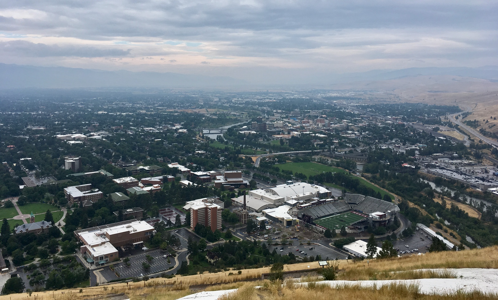 University of Montana in Missoula