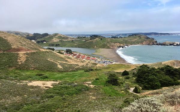 Fort Cronkhite in Marin Headlands