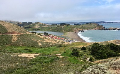Fort Cronkhite in Marin Headlands