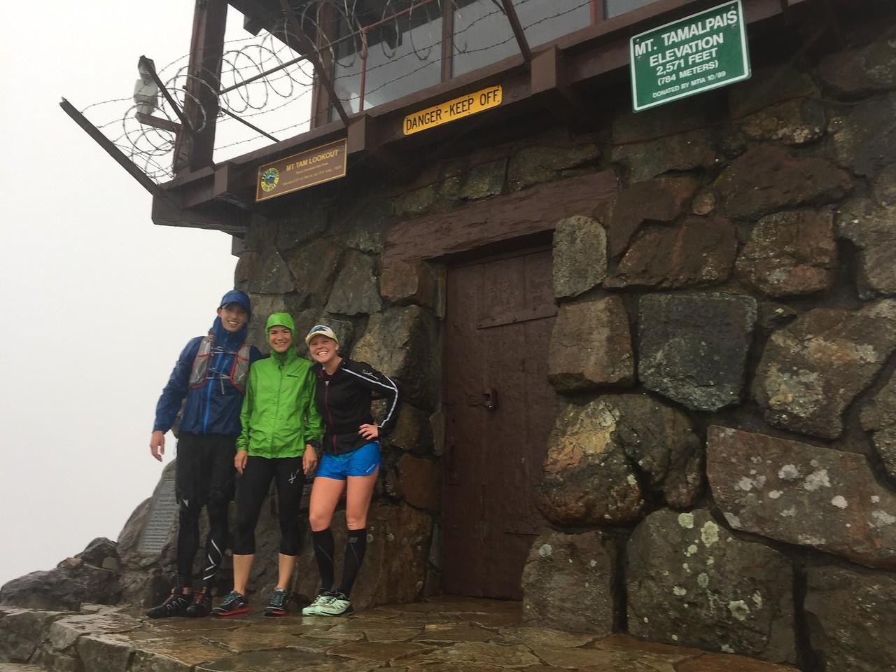 First Mt. Tam