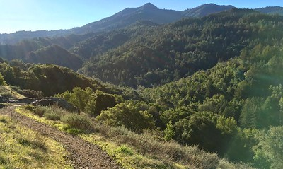 San Anselmo trails