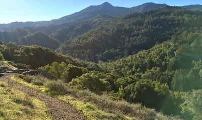 San Anselmo trails