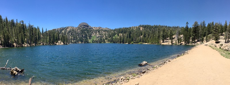 Quick stop at Kinney Reservoir