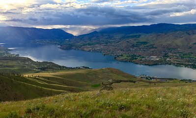 Lake Chelan views