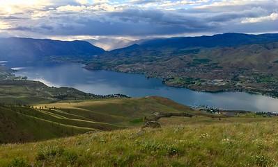 Lake Chelan views