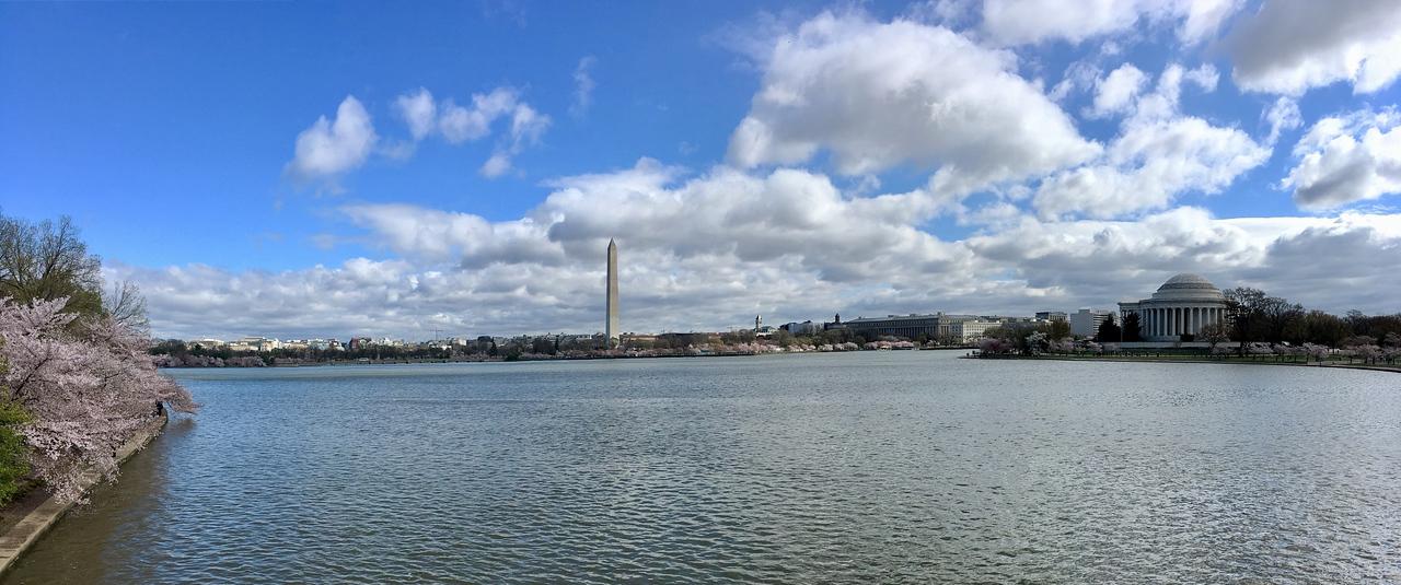Views across Tidal Basin