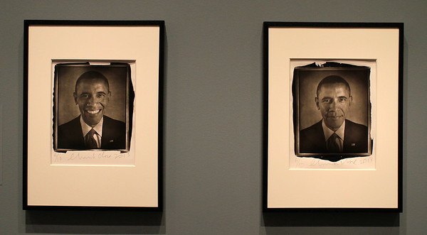 Obama's portrait to be placed here soon