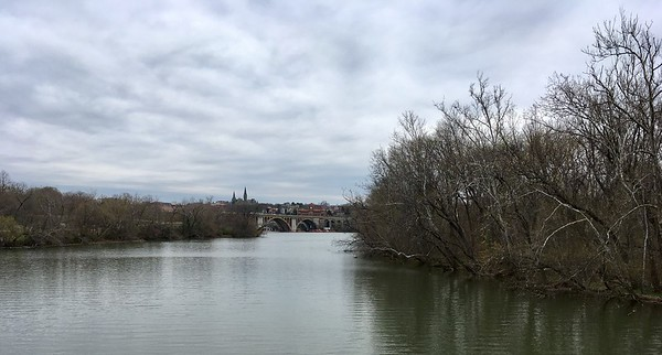 Georgetown across the river